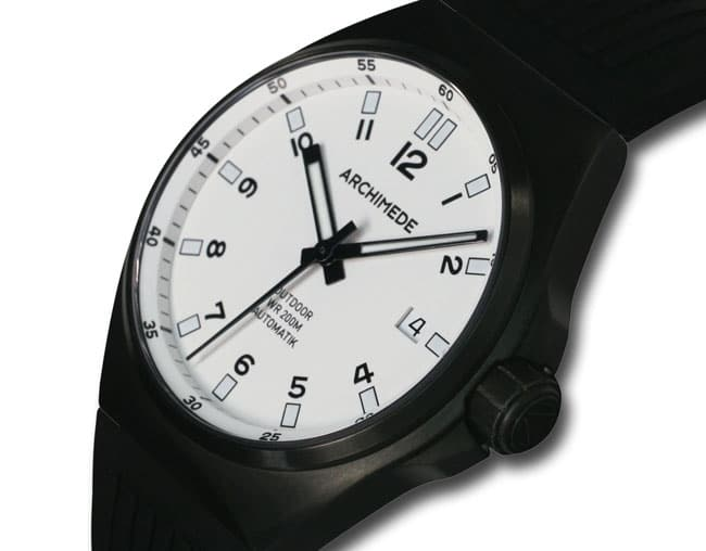 archimede outdoor weisses zb