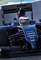 Oris Williams F1 2014