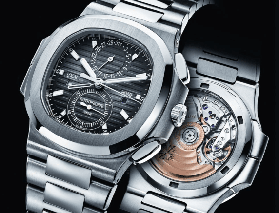 Patek Philippe Nautilus Travel Time Chronograph 5990