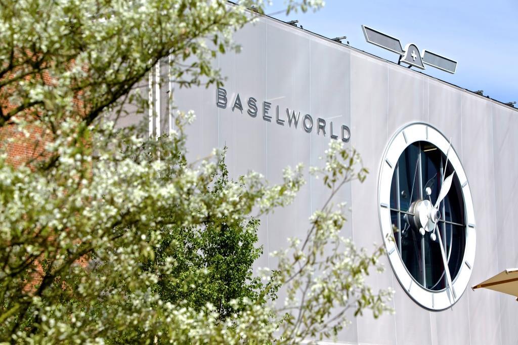 Baselworld (19.-26.03.2015)