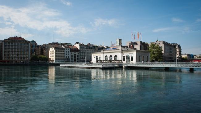 Cité du Temps Genf