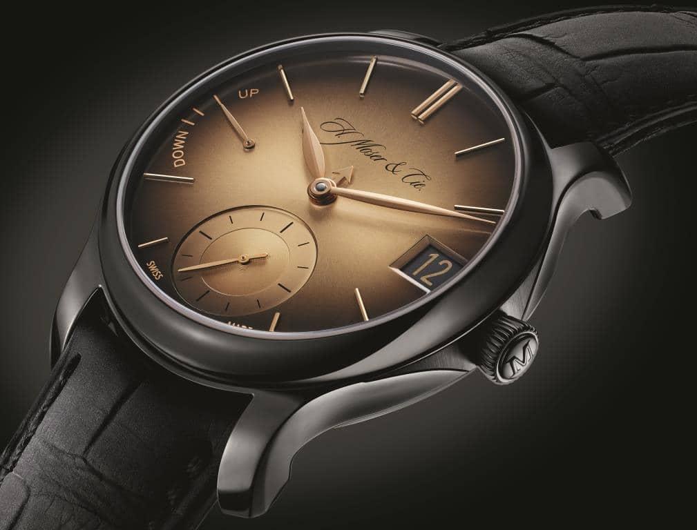 H.Moser & Cie Endeavour_Perpetual_Calendar_Black_Golden_Edition_1341-0501
