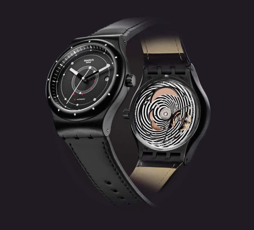 swatch sistem51 black