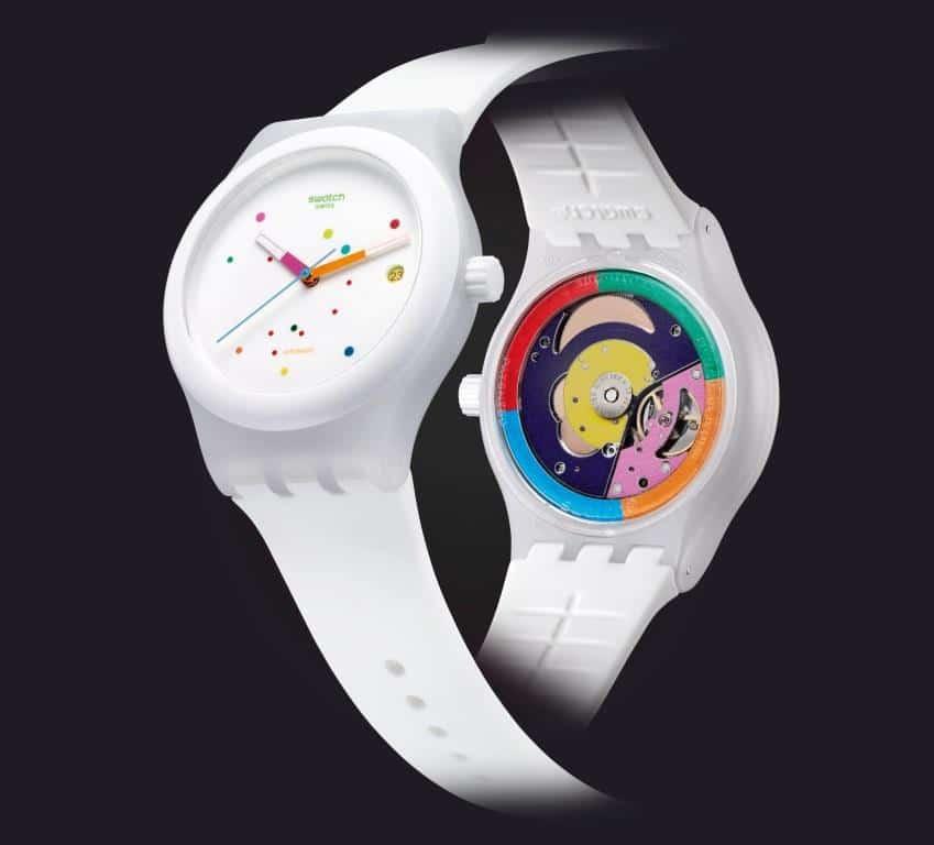 swatch sistem51 white