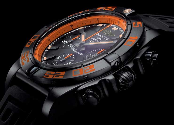 Breitling Chronomat-44-Raven