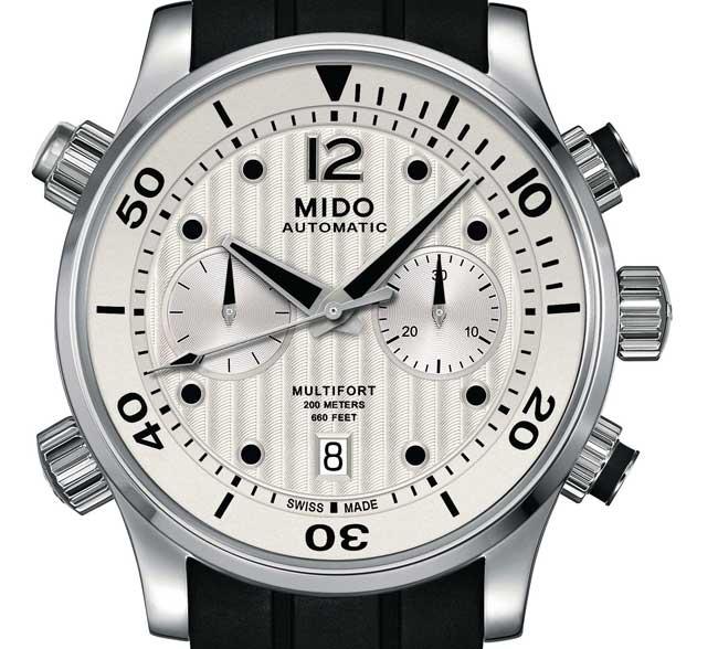 Mido_Multifort_Chronograph