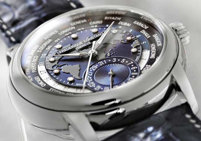 Worldtimer Navy Blue _FC-718MC4H6