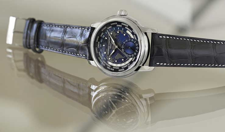 Worldtimer Navy Blue