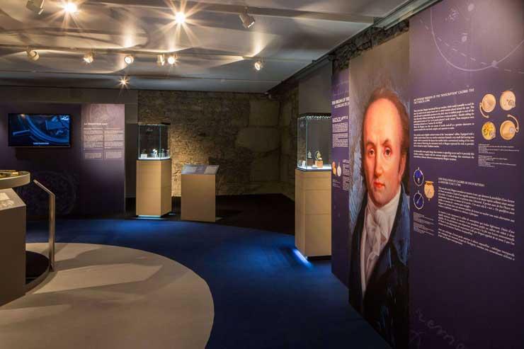 Breguet-Ausstellung-Cite du Temps, Genf