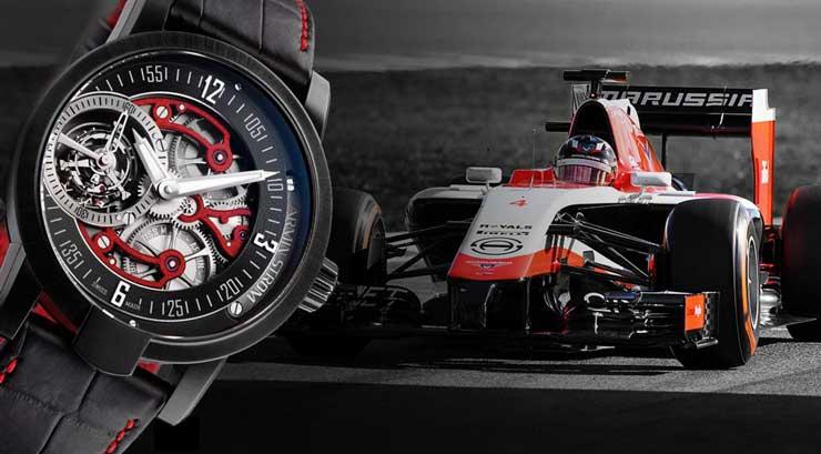 Armin-Strom-F1-Marussia