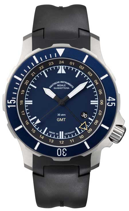 Muehle-Glashuette-Seebataillion GMT