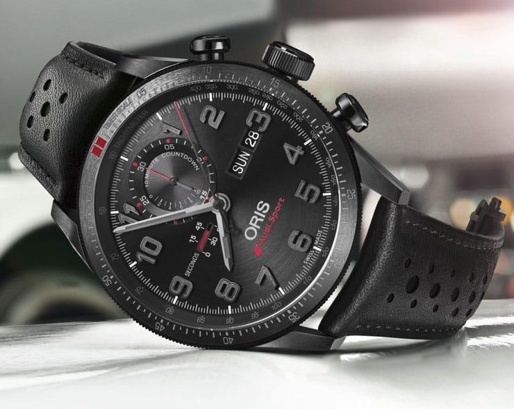 Die Oris Audi Sport Limited Edition Ii