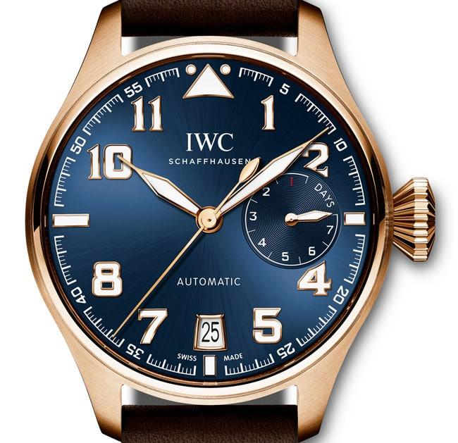 IWC_Big-Pilots-Watch le petit prince