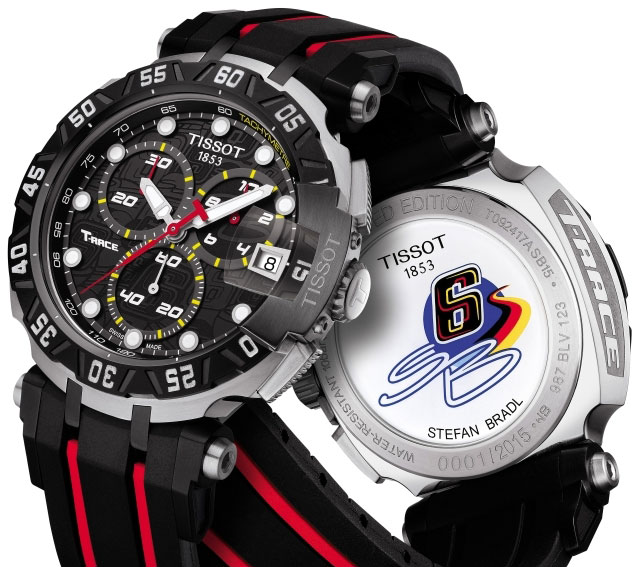 Tissot_T-Race-Stefan-Bradl limited Edition