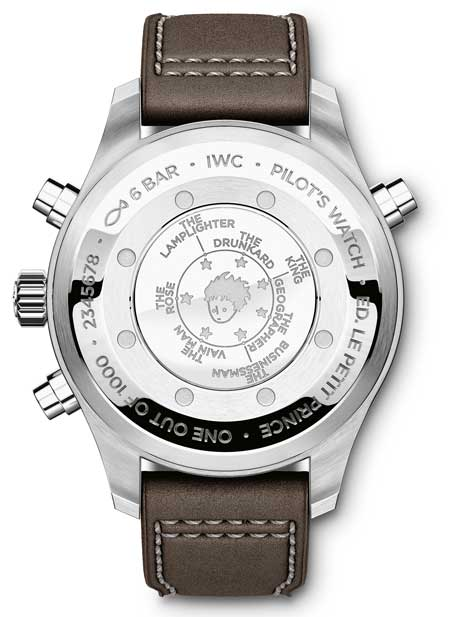 IW371807_Pilot's-Watch-Double Chronograph Le Petit Prince