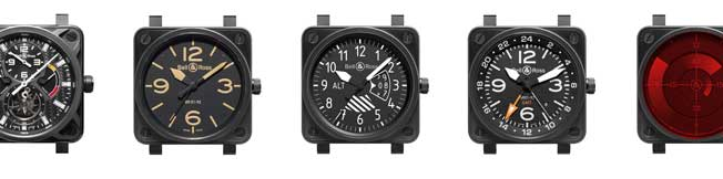 bell&ross br collection
