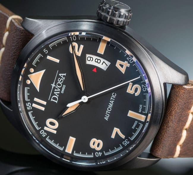 Davosa Military Vintage