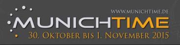 MunichTime 2015 (30.10.-1.11.2015)