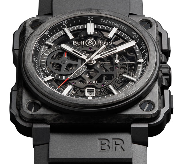 B&R BRX1-Carbone-Forge