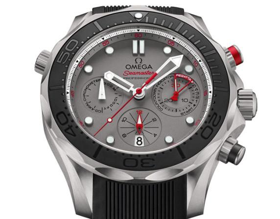 Omega Seamaster Diver 300 m Chronograph (ETNZ)