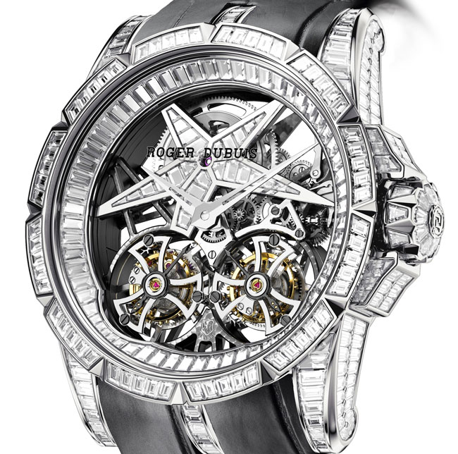Roger Dubuis Excalibur Star of Infinity