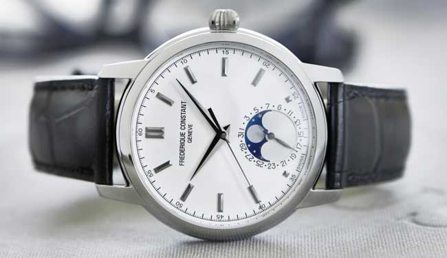 Frederique Constant Moonphase-manufacture