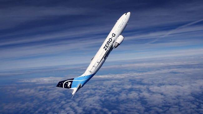 Zero-G_Airbus_A300