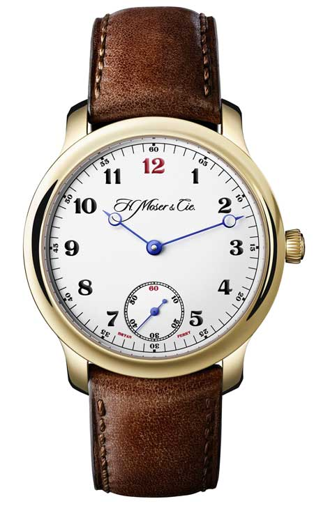 H.Moser & Cie Brian Ferry limited Edition