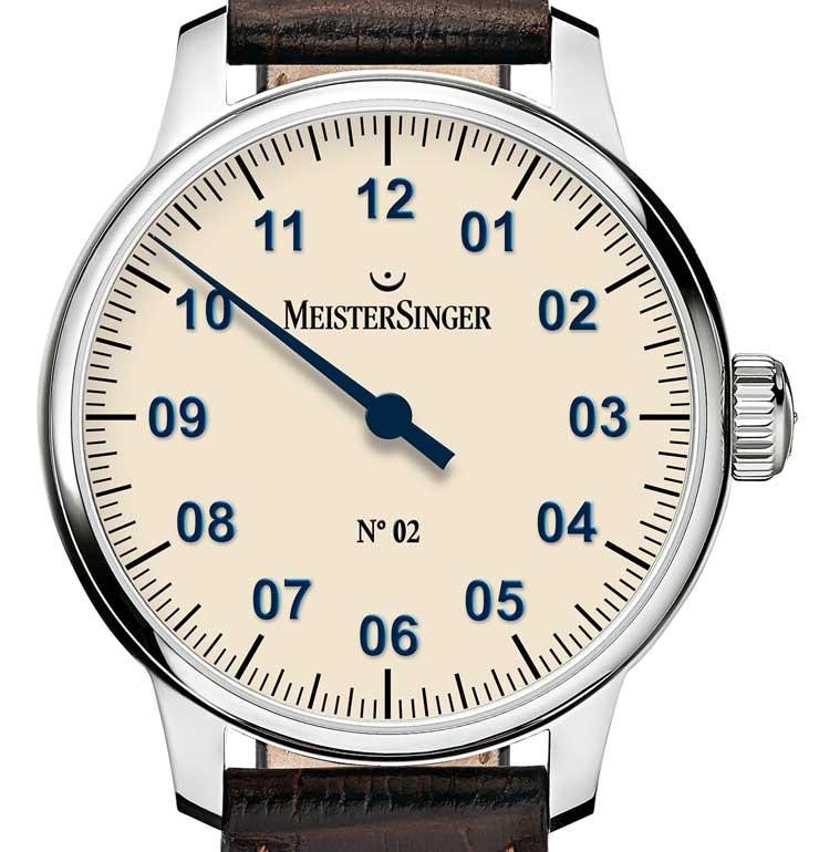MeisterSinger No 2 AM6603N