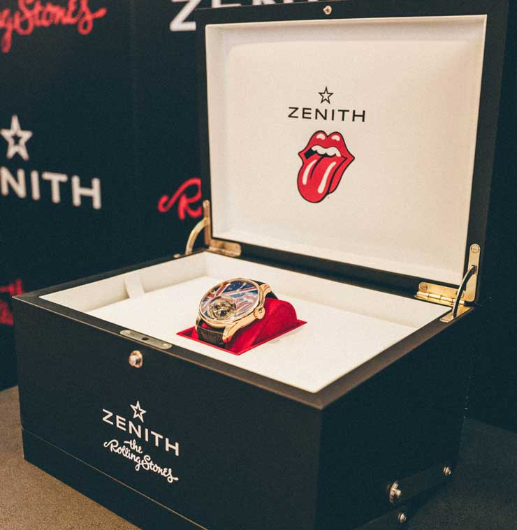 Zenith Academy Christophe Colomb Tribute to the Rolling Stones