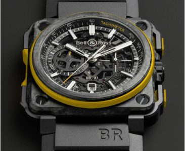 Bell&Ross BR-X1 RS16 Chronograf und Tourbillon
