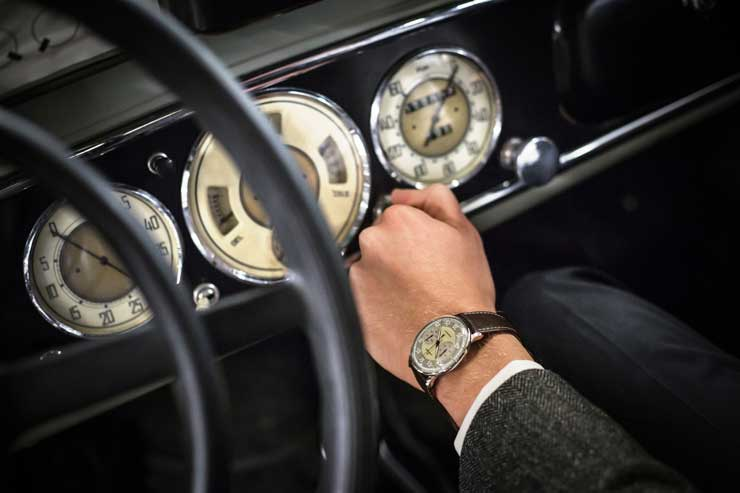 Junghans Meister-Driver-Chronoscope
