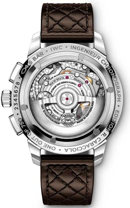Ingenieur Chronograph Edition «Rudolf Caracciola»