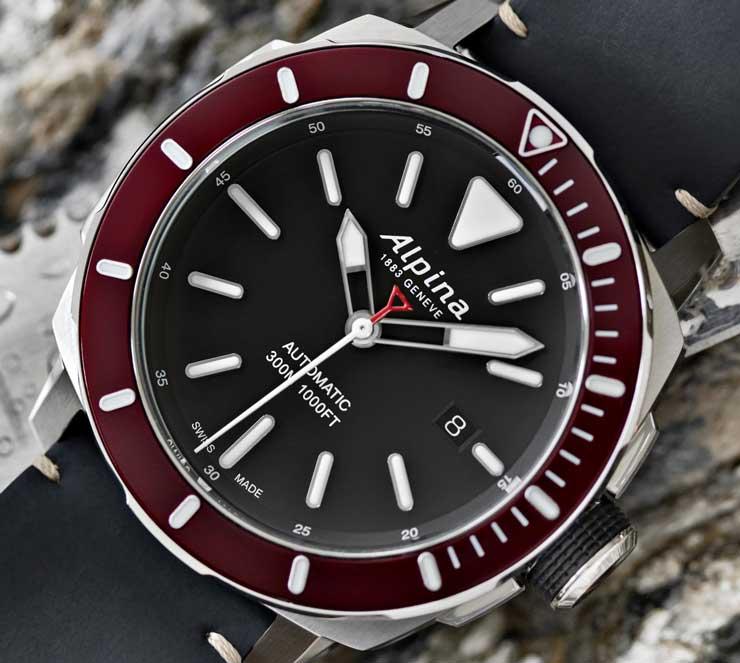 Alpina-Seastrong Diver