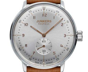 Junkers Bauhaus Handaufzug kleine Sekunde