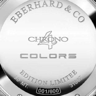 Chrono-4-colours Rückseite