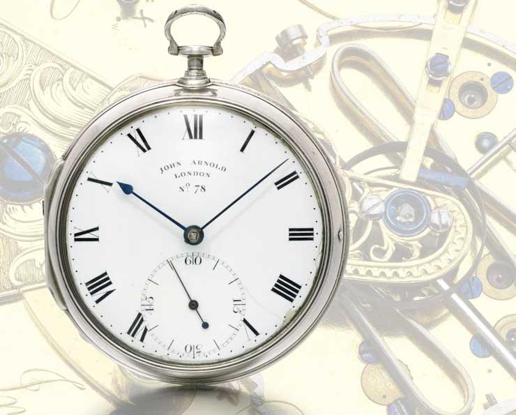 John Arnolds 23/78 Chronometer erzielt Rekordpreis bei Sotheby´s