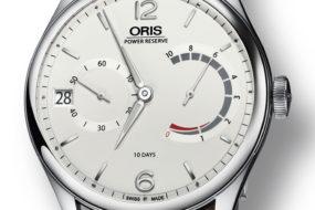 Oris Artelier Calibre 111 jetzt auch mit opal-silbernem Zifferblatt