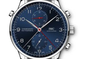 IWC Portugieser Chronograph Rattrapante Edition Boutique Munich