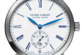 Ulysse Nardin Classico Manufacture limited Edition