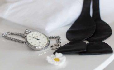 Die Taschenuhr: kein Mauerblümchen, sondern Statement