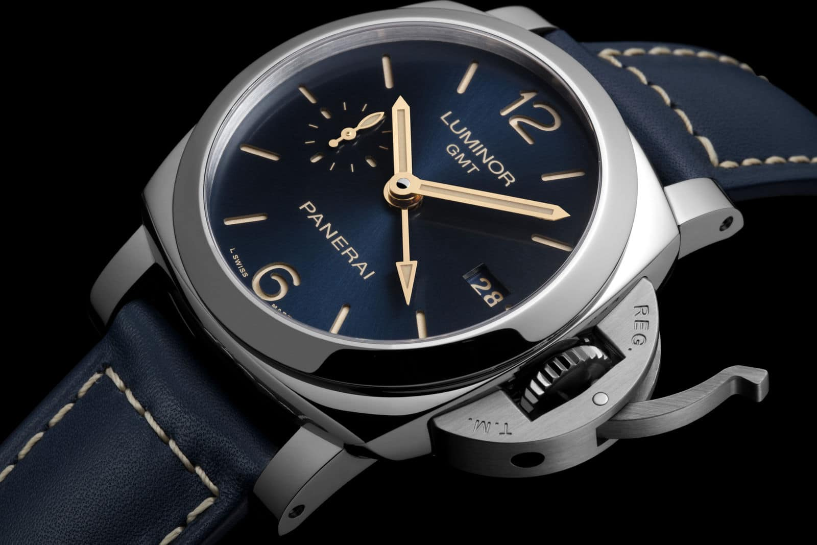 Luminor 1950 3 Days GMT Automatic Acciaio – 42 mm