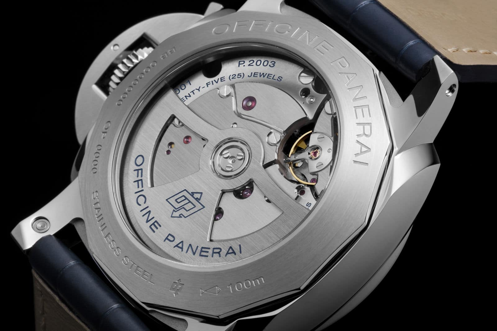 Pam689_Luminor 1950 10 Days GMT Automatic Acciaio – 44 mm