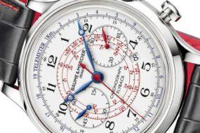 Baume & Mercier Capeland Chronograph Flyback Passione Engadina