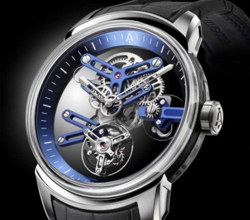 Lichtdurchflutet: Angelus U20 Ultra-Skeleton Tourbillon