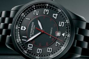 Victorinox Airboss Mechanical Black Edition