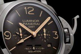 Panerai Luminor 1950 Equation of Time 8 Days GMT