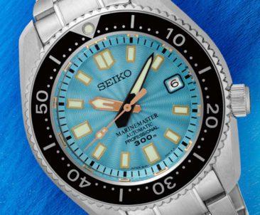 Seiko Prospex Marinemaster Professional 300m Automatik Limited Edition