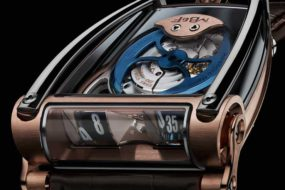 Vom Rennsport inspiriert: MB&F Horological Machine 8 Can-Am