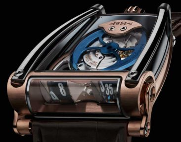 Vom Rennsport inspiriert: MB&F Horological Machine 8 Can-Am
